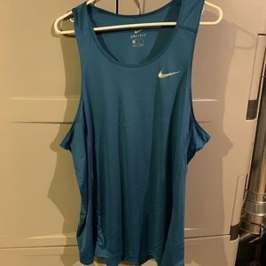 Nike Shirts - Nike Dri Fit running tank top